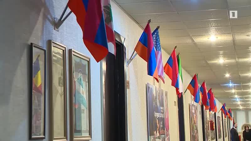 ՀՀ նախագահն այցելել է Հայաստան հիմնադրամի գրասենյակ