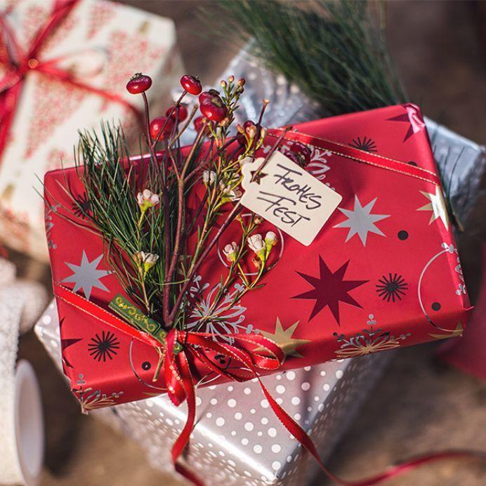 Красивые идеи упаковки для подарков