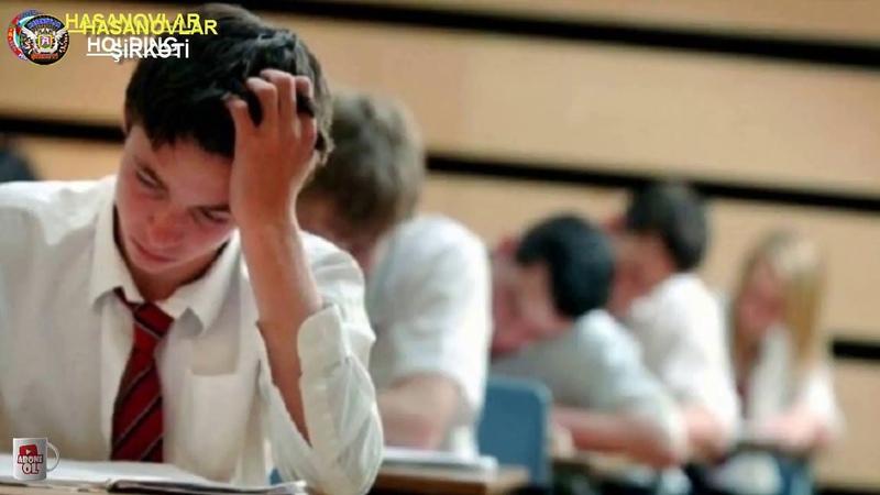 Aslan Asiq - Revayet Telebe bir qizi sevdim o ne etdi