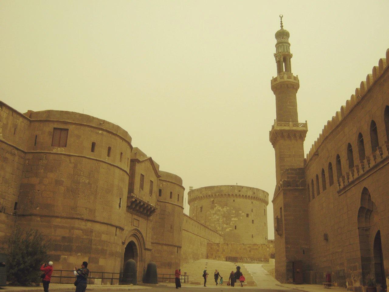 крепость Салах эль Дин
