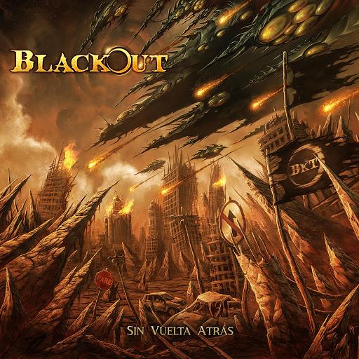 Blackout альбом Sin Vuelta Atrás