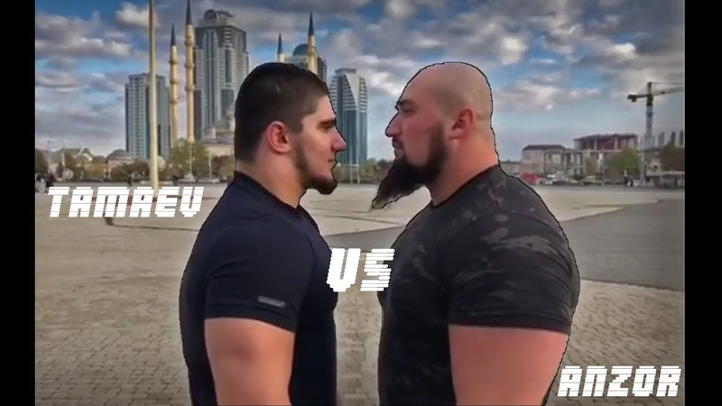 The Chechen Beast ANZOR SKALA and TAMAEV ASHAB 17 Years old