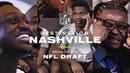 Greedy Williams, A.J. Brown, & Rashan Gary's 2019 NFL Draft Experience