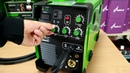 Сварочный полуавтомат Torros Super MIG 200 M2003. Сварка, обзор, тест ПН