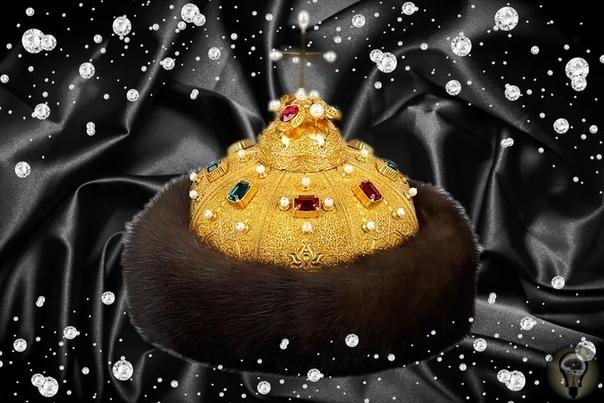 Загадочное появление царской шапки Мономаха