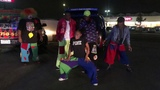These CLOWN DANCERS make it LOOK EASY l Tommy the Clown l OfficialTsquadTV