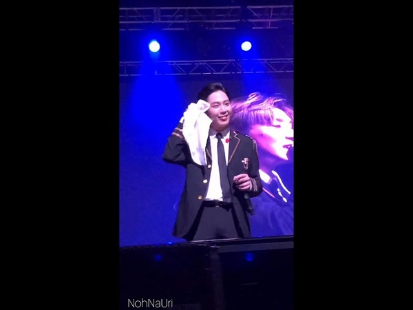 [Fancam] 10.11.18 B.A.P Talk Time (Himchan focus) @ 2018 B.A.P. North America Tour FOREVER - Индио