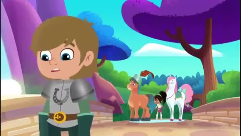 Nella the Princess Knight Se1 - Ep2 Inside and Seek HD Watch