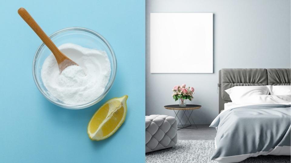 Как почистить матрас содой в домашних условиях