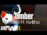 Just Dance Hits Timber - Pitbull Ft. Ke$ha Just Dance 2014