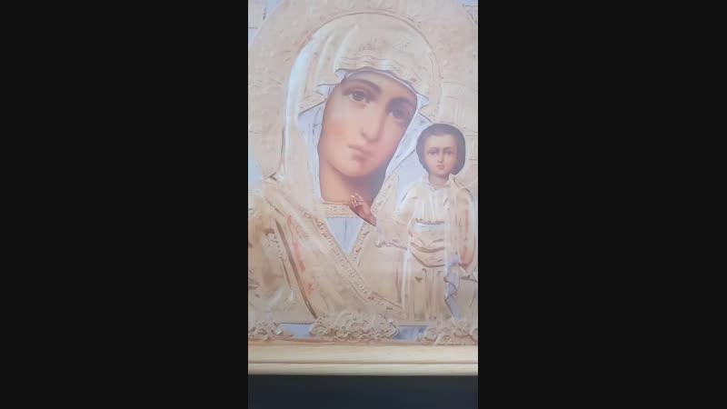 Акафист Божией Матери иконыКазанская (о мире и процветании России, Православной Церкви)