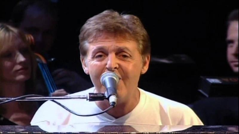 Paul McCartney - Abbey Road Medley ft. Eric Clapton, Phil Collins Mark Knopfler (Live)