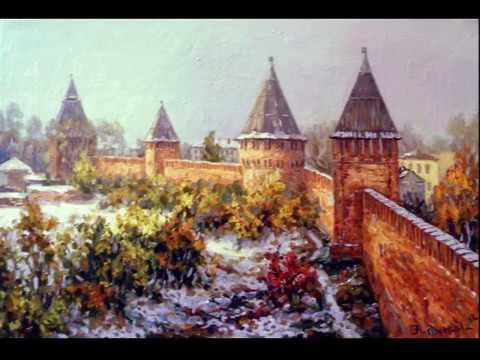 Виктория ИВАНОВА - Край мой смоленский