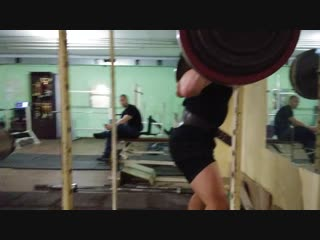 170 кг Приседаем -1 подход КАЛАВРИН АЛЕКСЕЙ готовимся к чемпионату в Кишиневе