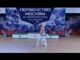 Яна Кривицкая и Андрей Миронов. Рок-н-ролл клуб ПОЗИТИВ. 2016 г..mp4