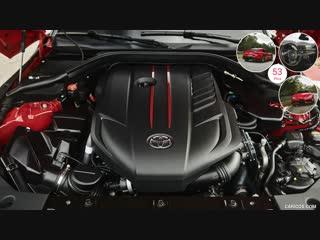 Детальный обзор преемника 2JZ - мотор новой Toyota Supra [BMIRussian]