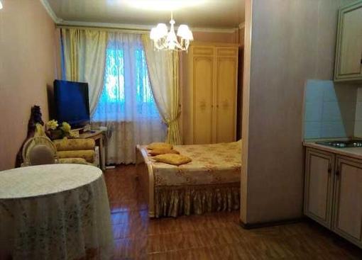 снять квартиру студию Поморская 26