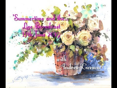Live Broadcast Summertime and the... with Andrew Geeson
