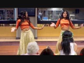Lovely, baby doll, chittiyan kalaiyan, desi girl indian dance performance