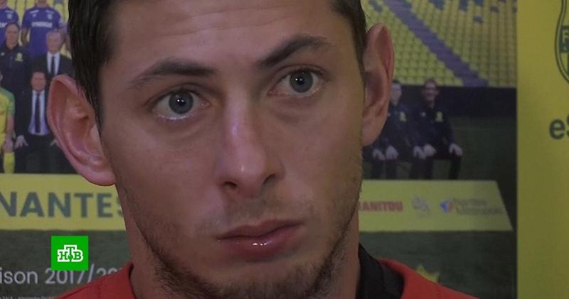 Пропавший над Ла-Маншем футболист предчувствовал беду