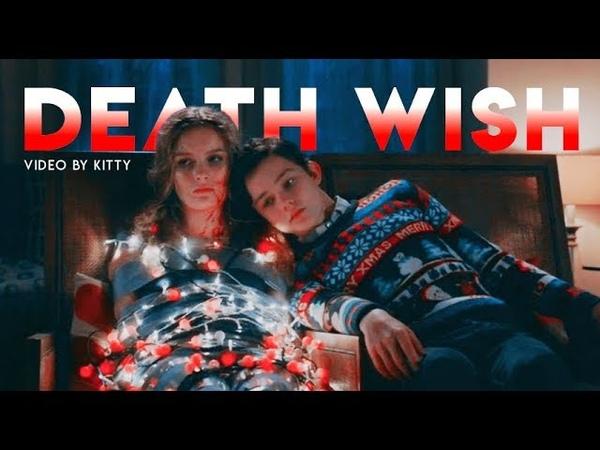 Death wish • luke ashley {better watch out}