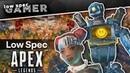 BROKEN Apex Legends graphics for best performance! (FPS Boost / Athlon 200GE)