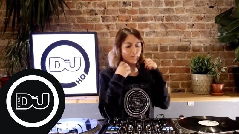 Francesca Lombardo Vinyl-Only DJ Set From DJMagHQ