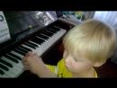 Занятия музыкой. Егор Рыжов.mp4