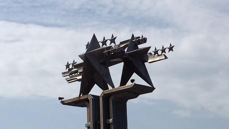 Нововоронеж.Бессмертный полк 9мая-2018.День победы sotnikvideo