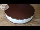 Торт Эскимо I Пошаговый рецепт торта БЕЗ выпечки с кремом Пломбир и Шоколадной глазурью!