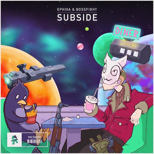 Ephixa альбом Subside
