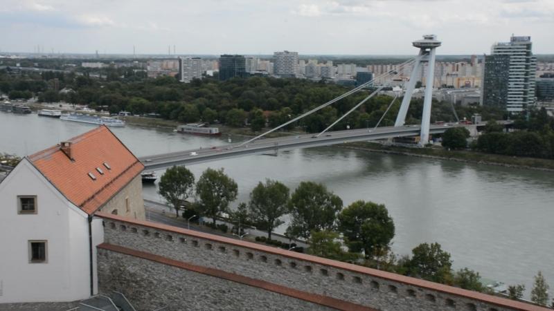 Bratislavský hrad. Bratislava,Slovakia.