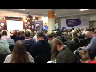 Конкурс социальных проектов Social Weekend 2018 | СТРИМ