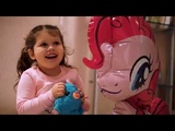 Cute Story with Pinkie Pie My Little Pony Agnes Stories