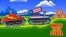 Hills of steel BARRACUDA TANK Tank Tank games Games bii