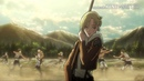 ▸ Eren Vs Annie Training (extra scene) AOT || SNK