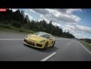 2 серия Porsche Cayman GT4