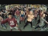 The Big Bang Theory FLASHMOB ON SET 2012