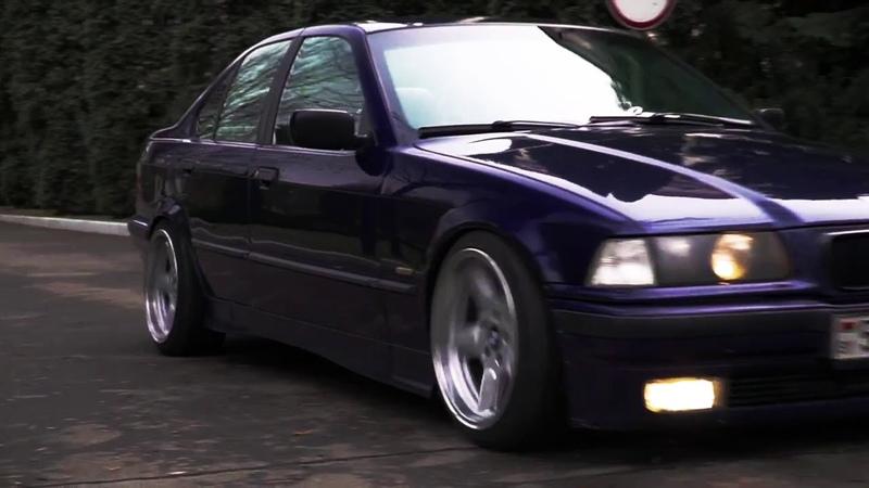 My BMW e36