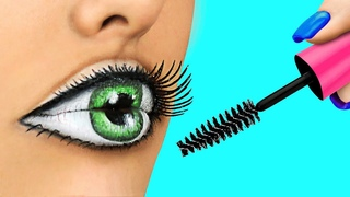 ТОП 5 – макияж для Хэллоуина / Косметика для Хэллоуина / 5 жутко-смешных пранков над друзьями