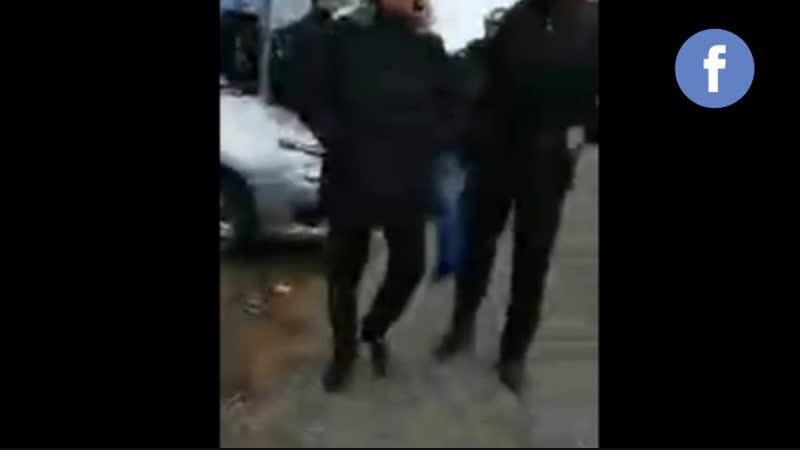 Участники субботника в Ингушетии на новой границе с Чечнёй избиты