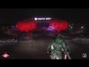Архитектурное освещение стадиона Открытие Арена