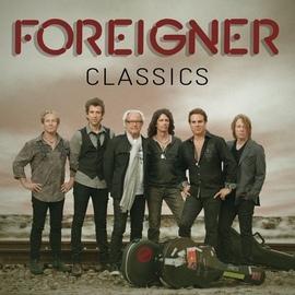 Foreigner альбом Foreigner Classics