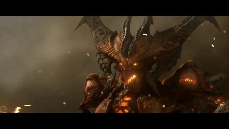 Diablo III (D-Block S-te-Fan – Angels Demons )