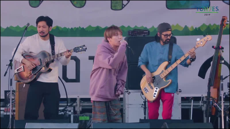 SPECIAL OTHERS BEN loop feat GEN from 04 Limited Sazabys YON FES 2019 06 15