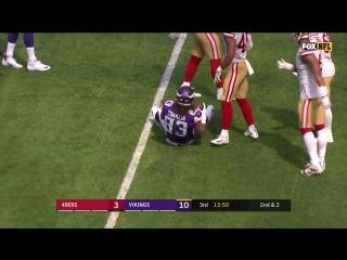 San Francisco 49ers @ Minnesota Vikings | Week 01 | 09.09.2018 | Condensed Game | NFL 2018-2019