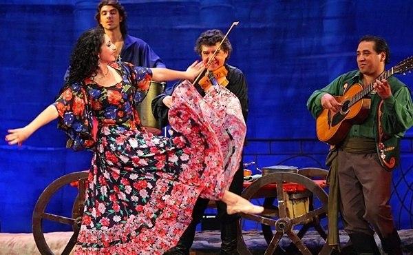 В театре «Ромэн» на Ленинградском проспекте дадут большой концерт