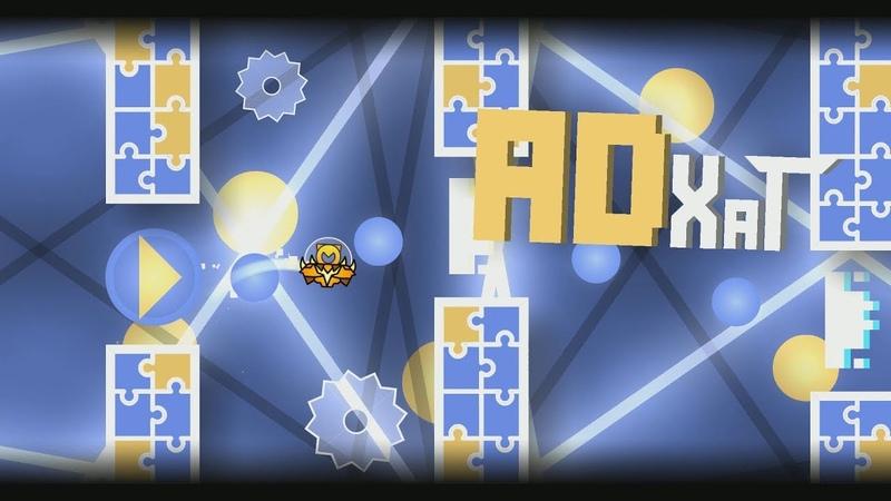 AD Xat by Shaun Goodwin Geometry dash