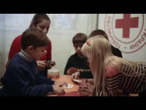 100 років милосердя 1918-2018 Червоний Хрест України