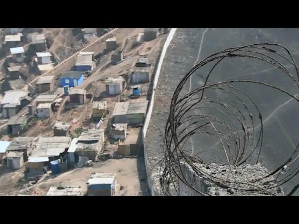 'El muro de la vergüenza' de Perú Una valla entre el lujo y la extrema pobreza